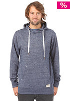 EZEKIEL Focus Hooded Sweat heather dark blue