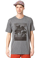 EZEKIEL Frothtown Heather S/S T-Shirt dark heather grey