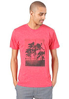 EZEKIEL Frothtown Heather S/S T-Shirt red