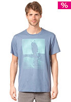 EZEKIEL Hang Ten Slim S/S T-Shirt ocean blue