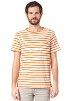 EZEKIEL Keystone Pocket S/S T-Shirt orange