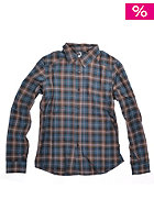 Kids Emilio Longsleeve black plaid