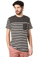 EZEKIEL Pepper S/S T-Shirt black