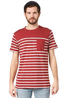 EZEKIEL Pepper S/S T-Shirt red