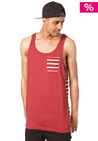 EZEKIEL Pepper Tank Top red