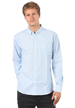 EZEKIEL Piero L/S Shirt blue stripe