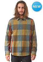 EZEKIEL Railway Flannel L/S Shirt light brown