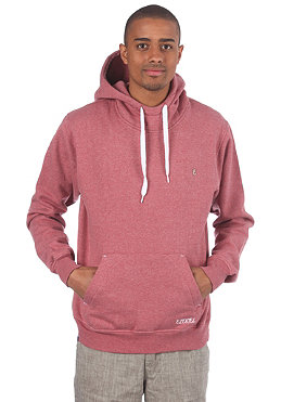 EZEKIEL Scope Heather Hooded Sweat heather merlot