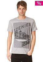 EZEKIEL Serenity Heather S/S T-Shirt heather grey
