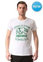 EZEKIEL Walkabout Slim S/S T-Shirt white