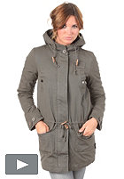 EZEKIEL Womens Allison Parker Jacket olive