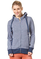 EZEKIEL Womens Amity Hooded Zip Sweat navy
