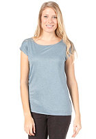 EZEKIEL Womens Audrey Top heather light blue