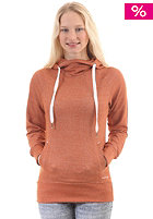EZEKIEL Womens Balthazar Hooded Sweat heather rust