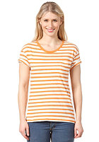EZEKIEL Womens Barca Pocket S/S T-Shirt orange