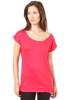EZEKIEL Womens Boardwalk S/S Top red