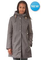 EZEKIEL Womens Boulevard Coat heather grey