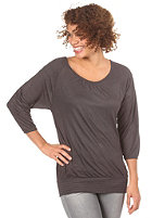 EZEKIEL Womens Jade Shirt heather black