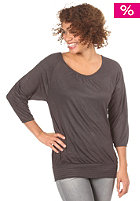 EZEKIEL Womens Jade Top heather black