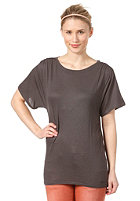 EZEKIEL Womens Josie Top heather black