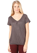 EZEKIEL Womens Laura Top heather black