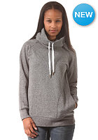 EZEKIEL Womens Mayfair Funnelneck Sweat heather black