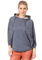 EZEKIEL Womens Pina Sweat heather dark blue