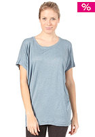 EZEKIEL Womens Shelly Top heather light blue