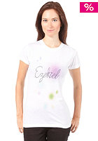 EZEKIEL Womens Spots Basic S/S T-Shirt white