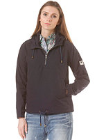 EZEKIEL Womens Treaty Hooded Windbreaker dark navy