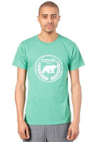 EZEKIEL Wrangled Heather S/S T-Shirt kelly green