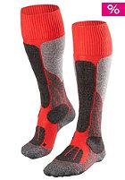 FALKE Womens SK 1 Socks cranberry