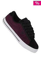 FALLEN Bomber black/black plum