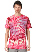 FALLEN Gerlach S/S T-Shirt cordovan tie dye