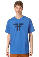 FALLEN Trademark S/S T-Shirt royal blue/midnight blue