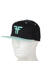 FALLEN Trademark Starter Cap black/mineral