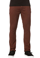 FALLEN Winslow Twill Pant chocolate