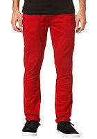 FALLEN Winslow Twill Pant washed red