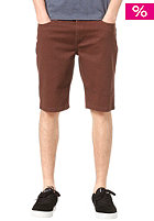 FALLEN Winslow Twill Short chocolate