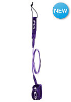 FCS FCS 6' Comp Leash 5,5 mm purple