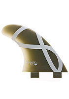 FCS M7 IFT Flex Tri Fin Set green