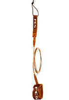 FCS Regular Leash 7' orange