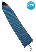 FCS Stretch Fun Board 6�7 Sleeve navy stripe