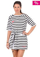 FEMI PLEASURE Womens Bambi Dress black stripe