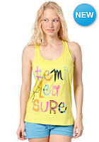 FEMI PLEASURE Womens Maracuya Top limeade