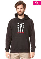 FENCHURCH Icon Hooded Sweat black/grey/red