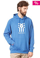 FENCHURCH Icon Hooded Sweat blue/white/grey