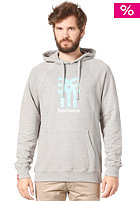 FENCHURCH Icon Hooded Sweat grey/turquoise/white
