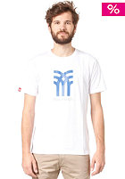 FENCHURCH Icon S/S T-Shirt white/blue/grey