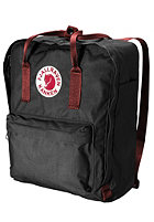 FJ�LLR�VEN Kanken Backpack black/ox red